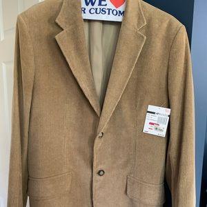Men's 40R Corduroy Jacket